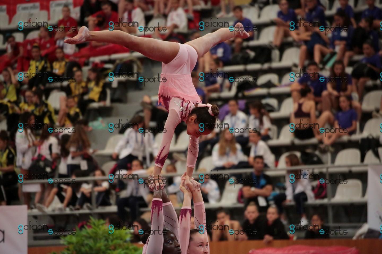 Galería Fotográfica Campeonato de España ACRO Vigo 16-06-18 (11.30-12.30)