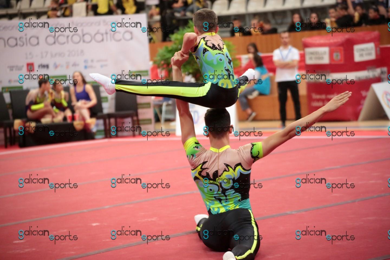 Galería Fotográfica Campeonato de España ACRO Vigo 16-06-18 (12.30-13.30)