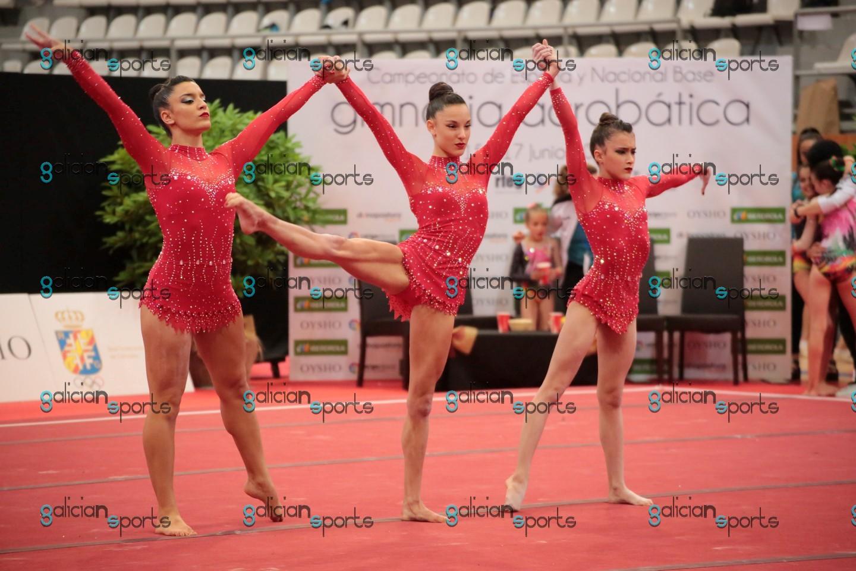 Galería Fotográfica Campeonato de España ACRO Vigo 16-06-18 (13.30-1430)