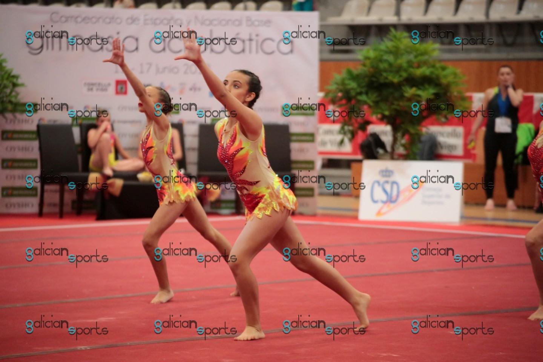 Galería Fotográfica Campeonato de España ACRO Vigo 16-06-18 (17.00-18.00)