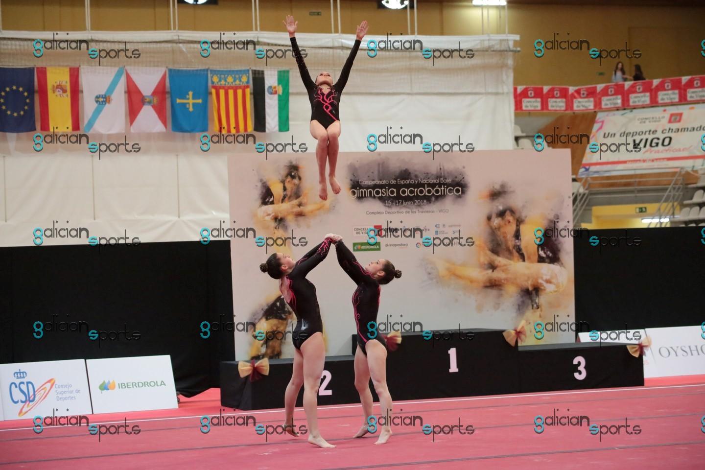 Galería Fotográfica Campeonato de España ACRO Vigo 17-06-18 (11.30-13.00)