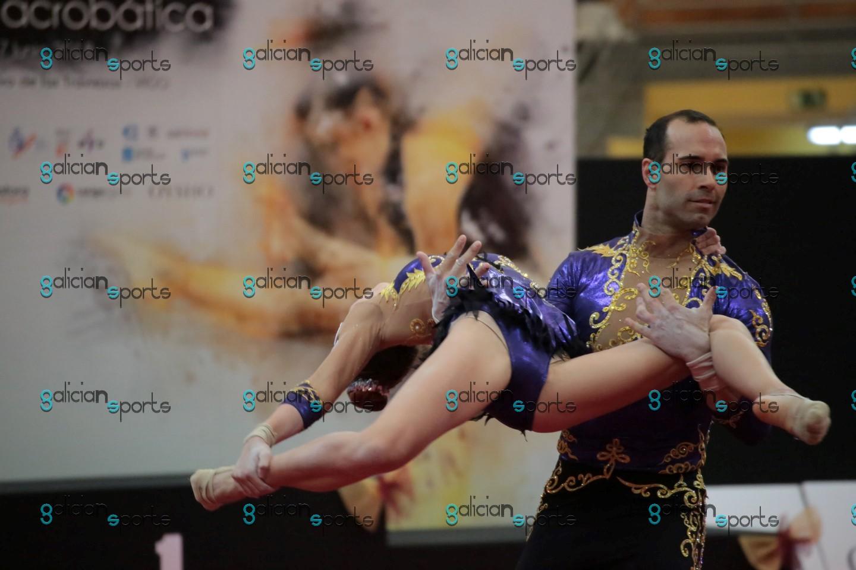 Galería Fotográfica Campeonato de España ACRO Vigo 17-06-18 (13.00-14.30)