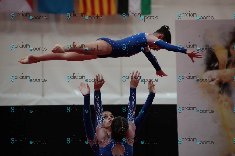 Galería Fotográfica Campeonato de España ACRO Vigo 16-06-18 (18.00-19.00)