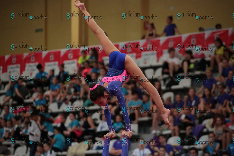 Galería Fotográfica Campeonato de España ACRO Vigo 16-06-18 (19.00-20.00)