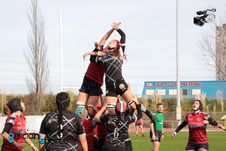 Galería Fotográfica Liga Iberdrola Fem Crat – Sanse Scrum Rugby (23/12/18 )