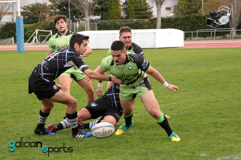 Galería Fotográfica Liga Div Honor B Crat – Bathco Rugby Club ( 23/12/18 )