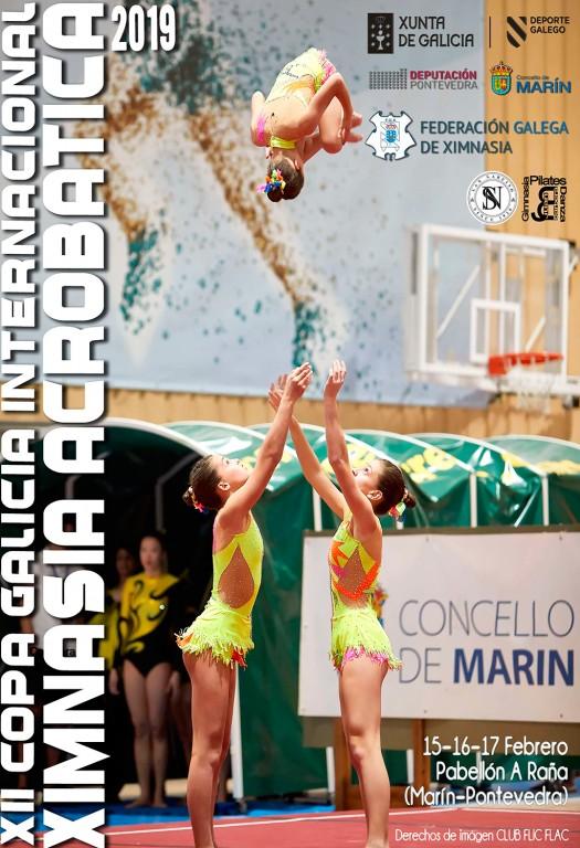 XII Copa Galicia Internacional de Gimnasia Acrobática 2019